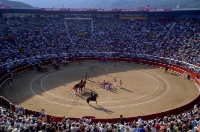 Info System Venues Ca 241 Averalejo Bull Fighting Ring